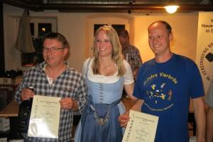 Glückwünsche von der bayrischen Bierkönigin